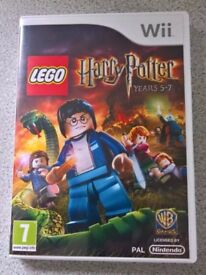 LEGO Harry Potter: Years 5-7 (Wii) VideoGame (WHITSTABLE)