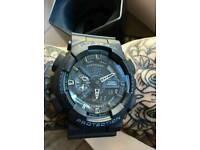 Brand new casio g-shock ga110 classic watch