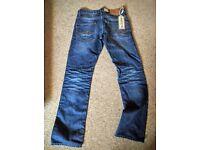 Jack Jones Vintage W31 L32 Designer Jeans - Brand New with tags