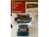 Brand new Pioneer car stereo and speakers still in box never been used