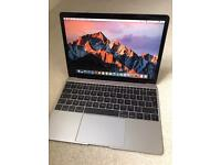 Apple MacBook 12-inch Space Grey 256GB with USB Hub