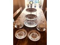 Beautiful Afternoon tea set Aynsley Pembroke
