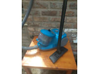 Argos blue VC-403 Bagless Cylinder Vacuum Cleaner