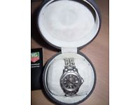 Tag Heuer WG1213 mid sized / boxed / original certificate