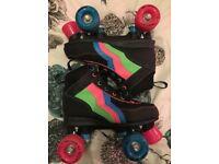 Rio Roller Passion Quad Skates Size 3