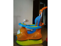 Chicco quattro 4 in 1 ride for sale (0-3 years)