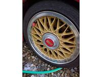 4x100 genuine bbs
