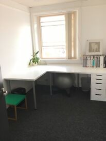 Bournemouth Centre Office space to rent with or without furniture