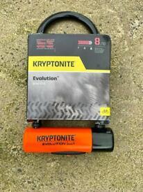 Kryptonite Evolution Series 4 Bike U-Lock