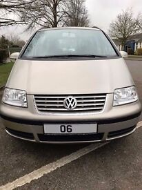 VW SHARAN 1.9TDi AUTO - WHEELCHAIR DISABLED MOBILITY CAR 2006 BROTHERWOOD CONVERSION