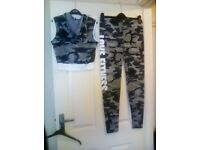 Bran new 2x Outfit Size M/L.