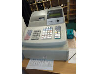 SHARP XE-A303 Dual till roll Cash Register