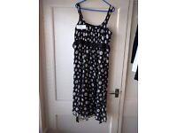 M&S Maternity Maxi Dress - Size 12
