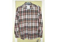 2 Men's Check Shirts