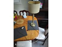 reading lamp, antique looking