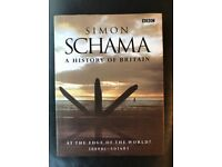Schama A History of Britain. Volume One