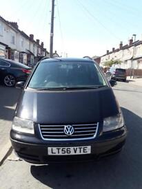 7 seater sharan 07380 870877 for sale