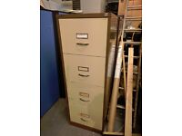 Filing cabinet - 4 drawer
