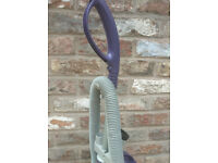 Genie Express Vac GUV-01 - vacuum cleaner - upright, Purple and Grey