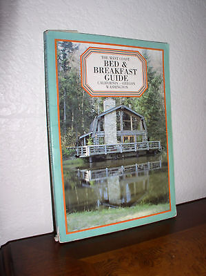 The West Coast Bed & Breakfast Guide by Worth & Berger (1984,PB)