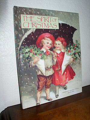 Spirit of Christmas: Creative Holiday Ideas Book Six by Anne Childs (1992,HC) (Kids Christmas Ideas)