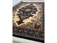 2 Persian rugs