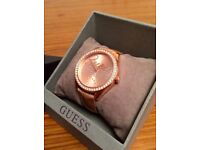 Guess Ladies Watch- like NEW