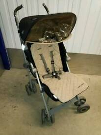Maclaren XLR pushchair
