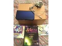 """NEW"" Nintendo 3DS XL console and games"