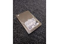 160GB ide desktop Hitachi HDS722516VLAT20