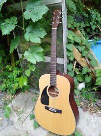 Guitar Fender left hand