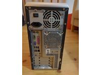 Intel Pentium Dual Core E5400 2.7Ghz PC - No Operating System. Boots from CD/DVD £30 ono.