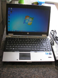 "HP ELITEBOOK 8440P 14.1 "" LAPTOP"