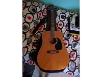 Richwood acoustic guitar RD-12-NT