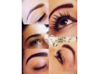 Individual Eyelash Extensions £40