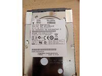 """Toshiba MQ01ABF050 500GB 2.5"""" Internal HDD"""