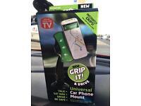 J M L Grip IT Phone/SatNav Holder