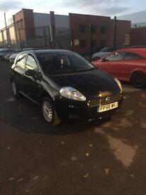 Fiat punto grande cheap car £895