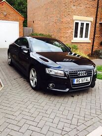 2011 Audi A5 2.0 Diesel S-Line, 12 Month Mot, Full Service History, Low Miles, Rear Parking Sensors