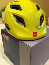 Kids helmet.