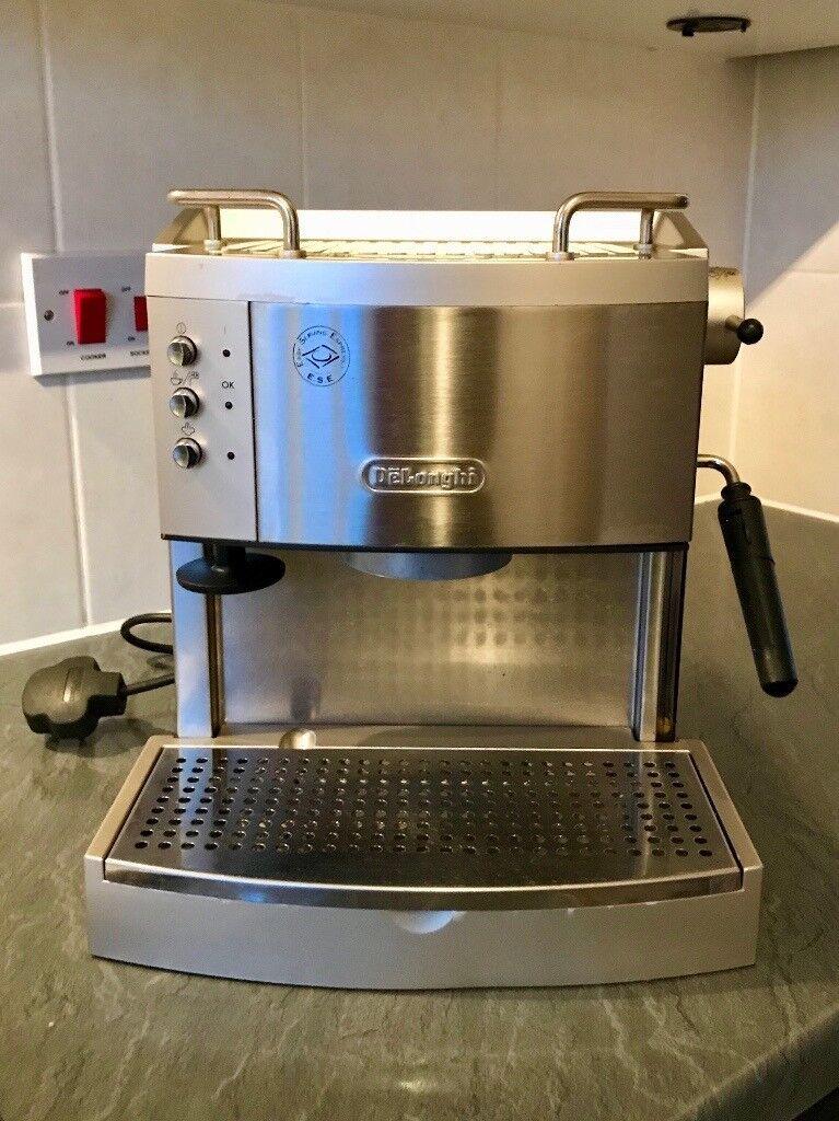 Delonghi Manual Espresso Machine Ec 702 In Exeter Devon Gumtree