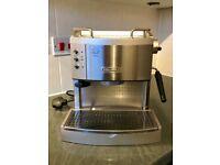 DeLonghi Manual Espresso Machine - EC 702