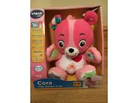 Interactive Cora bear