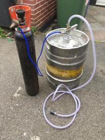 Beer party keg coupler connector Home Bar kegerator