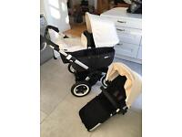 Bugaboo Donkey duo + accessories
