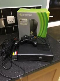 Xbox 360 250GB Great Condition