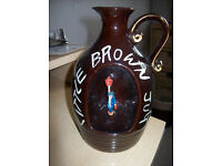 OLD MUSICAL LITTLE BROWN JUG