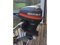Mariner 55hp short shaft with tiller