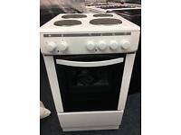 CURRY ESSENTIAL 50cm BRAND NEW SOLID TOP ELECTRIC COOKER