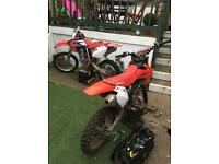 Crf 150r READ DESCRIPTION may px for a 85/65 or add cash for a running 150